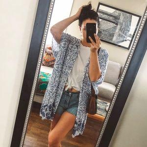 ⚡️ Angie Kimono Festival Cover Up • Size S